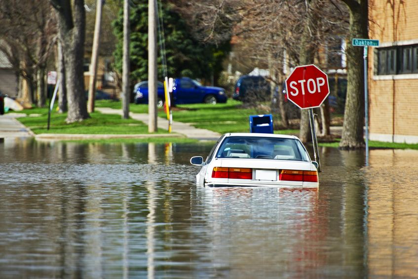 Missouri, Illinois Flood Insurance